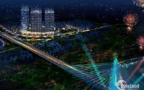 Ra mắt tòa C đẹp nhất dự án Intracom Riverside