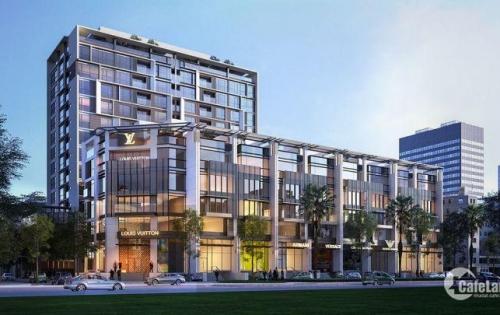 Liền kề Shophouse mặt phố Hào Nam, gây sức hút với các nhà đầu tư.