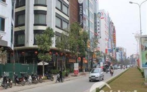 Đẹp đắc địa bán tòa nhà 2350m2 sàn Khách sạn, Công ty ( 10 tầng ) mặt tiền đỉnh 9.5m mặt phố Đống Đa.