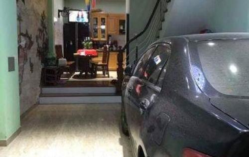 Chính chủ bán nhà phân lô ô tô vào nhà Pháo Đài Láng 45m2 giá 6,5 tỷ.
