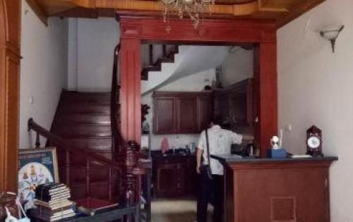 Bán nhà ngõ 178 Tây Sơn, Đống Đa, hơn 6 tỷ, ngõ oto đẹp, kinh doanh tốt