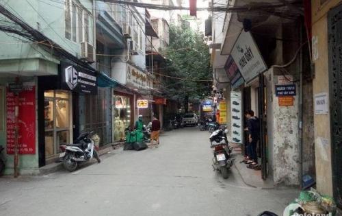 (VIP)Cần bán gấp nhà Quan Thổ-Hào Nam 46m2,4tầng,ô tô vào nhà.Giá :9,7tỷ