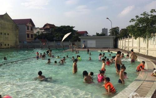 Còn 2 căn nhà 4 tầng cực đẹp ngay cạnh bể bơi Dương Nội