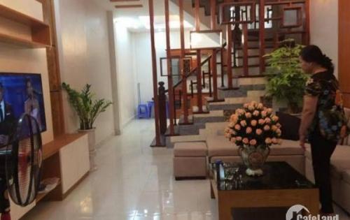 Cần tiền đầu tư, bán nhà ngõ Hòa Bình 7, 40m2 x 4,5 tầng, xây mới, giá 5,7 tỷ