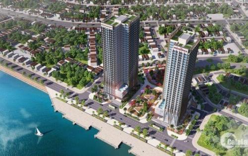 Căn hộ Risemount Apartment Đà Nẵng-sở hữu công viên hoa anh đào 7000m2
