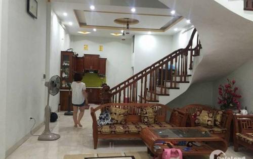 Bán Nhà Riêng Tại Phố Tân Mai, Nhà Đẹp Ở Luôn, SĐCC, DT 58m2, 3T, MT 5.2m, Giá 5.5 tỷ.