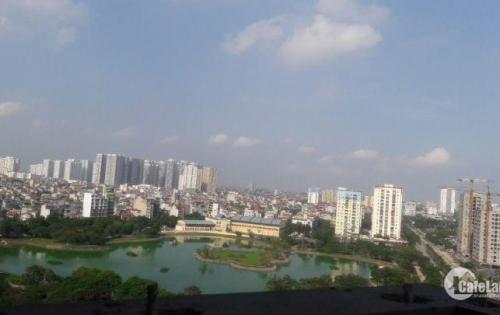 Bán chung cư trung tâm quận Hoàng Mai, 69m2, 2 ngủ, giá rẻ