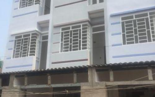 Nhà phố gần chợ Liên ấp 2-6 - Quách Điêu, 4x12m, 2 lầu