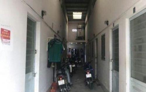 Cần bán dãy nhà trọ KCN Tân Phú Trung, Củ Chi, Dt 11x40/ SHR/ hiện đang cho thuê