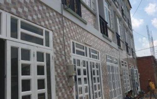 Bán nhà mới 1 trệt, 2 lầu, 1 sân thượng, xã ĐÔNG THẠNH