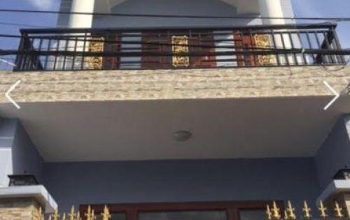 Cần bán gấp nhà đường Lê Thị Hà 1 lầu 1 trệt, giá 799trieu, shr