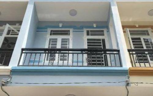 Bán nhà mới hẻm 8m, Huỳnh Tấn Phát, ngay trung tâm thị trấn Nhà Bè.