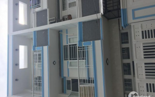 Bán nhà mới hẻm xe hơi Huỳnh Tấn Phát - Nhà Bè