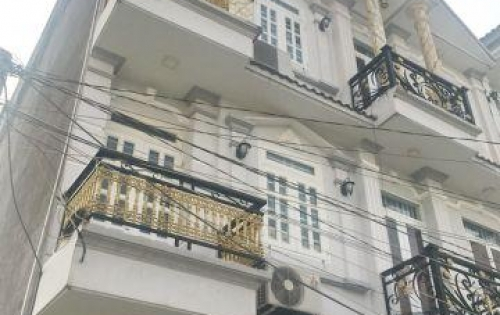 Bán nhà 2 lầu đường Huỳnh Tấn Phát thị trấn Nhà Bè TPHCM (hẻm xe hơi 1806 )