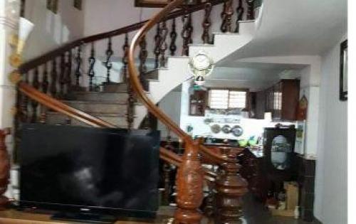 Cần bán gấp căn nhà 4 tầng trong ngõ đường Nguyễn Đức Cảnh, Lê Chân, Hải Phòng