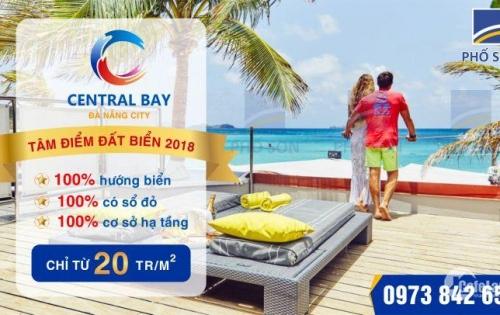Chính thức nhận đặt chổ dự án Central  Bay Đà Nẵng .LH: 0973 842 659