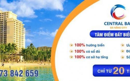 CENTRAL BAY Da Nang: Cơ Hội Đầu Tư Đất Biển, chỉ từ 20 triệu/m2, 100% Sổ đỏ trao tay