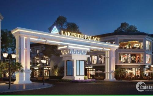 Lakeside Infinity. Ưu đãi lớn!  Sở hữu nhà phố thương mại, hiện đại nhất với giá chỉ từ 3,7 tỷ. Đất Xanh Miền Trung