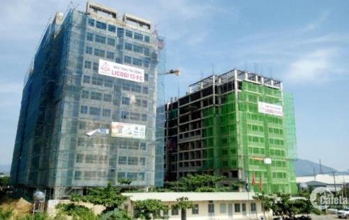 Căn góc chung cư thương mại đẹp 2pn 65m2, chỉ từ 750 triệu, ngân hàng hỗ trợ 70%, Liên Chiểu - ĐN