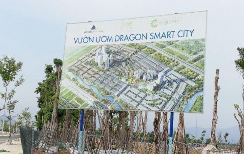 Cần bán đất nền dự án Dragon, Liên Chiểu, Đà Nẵng.