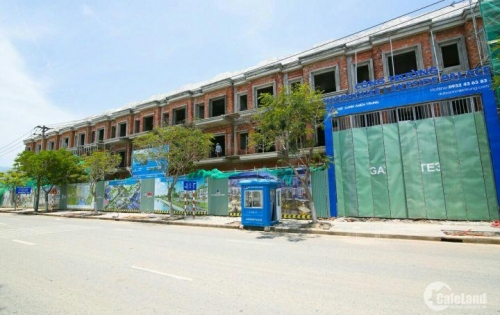 Chỉ từ 3,8  tỷ sở hữu Shophouse Đà Nẵng - 3 tầng MT đường 25m