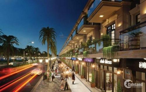 Mở bán siêu phẩm Lakeside Infinity, 2 dãy nhà phố đối diện nhau chuẩn Châu Âu