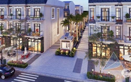 Mở bán nhà phố thông minh Shophouse dự án Lakeside Infinitive, Liên Chiểu, Đà Nẵng.