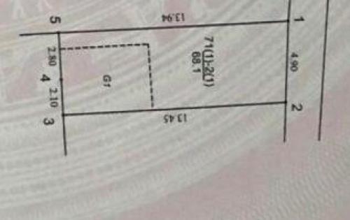 Đất vàng Ngọc Lâm Ô tô 7 chỗ vào nhà, 3 bước ra phố, 68m2 chỉ 3.75 tỷ. LH 0904551340