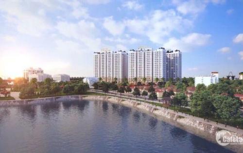 Thật dễ dàng sở hữu căn hộ chung cư mặt đường Nguyễn Văn cừ với giá từ 300 triệu đồng.