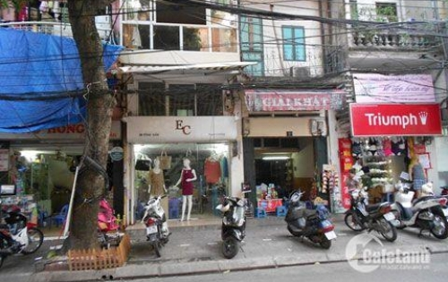 Bán Gấp Nhà Phố Nguyễn Văn Cừ, 8 Tầng Thang Máy, 17 Tỷ