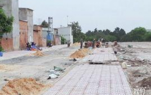 Bán đất sân bay QT Long Thành, sau lưng khu D2D Lộc An, SHR, CSHT hoàn thiện. LH: 0934108361