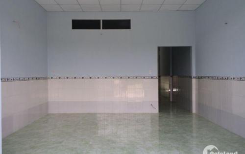Nhà mới xây 550 triệu/ 100m2 đường Trần Thị Thơm, xã Tân Mỹ Chánh