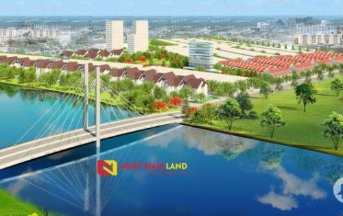 Bán đất Khu Phố Kiểu Mẫu ven sông trung tâm TP Đà Nẵng