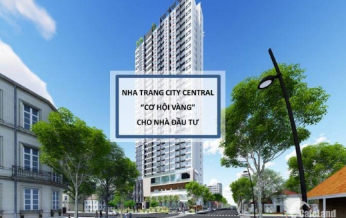 Mở bán 20 Smarthome view biển – Kề bên Lá phổi xanh - Ngay trung tâm thành phố