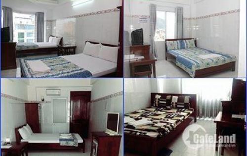 Bán khách sạn đường Củ Chi – Nha Trang 6 tầng + 1 trệt, 14.5 tỷ, 22 phòng