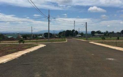 Mở bán dự án đất nền SH LAND trung tâm TP PLEIKU giá 1,4 tỷ