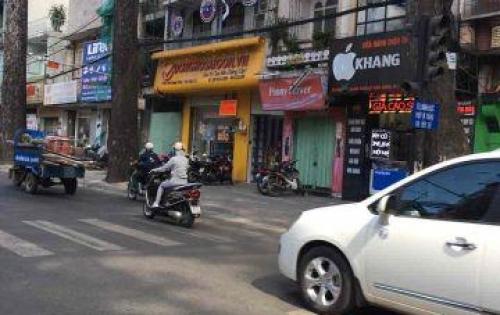Bán nhà mặt tiền đường Nguyễn Hữu Cầu, P. Tân Định, Quận 1, DT: 6x16m, giá 19.8 tỷ.