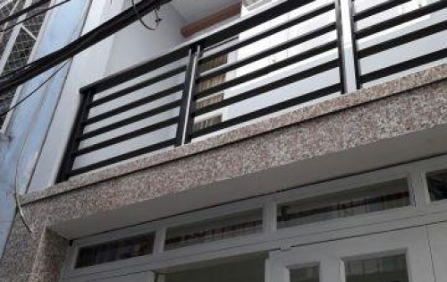 Bán nhà hẻm 4m Cống Quỳnh, P. Phạm Ngũ Lão, Q.1, DT: 3.5x17m, trệt, 1 lầu đúc đẹp, cho thuê 25tr/tháng.
