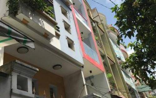 Bán nhà biệt thự khu CX Nguyễn Trung Trực 5 Lầu đẹp. Giá chỉ 12.5 tỷ