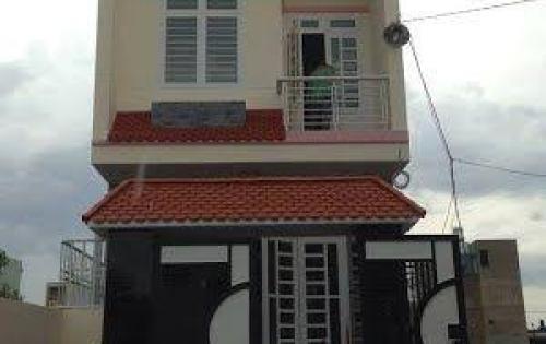 Nhà Bán Gấp 1 trệt 2 lầu Siêu Đẹp, hẻm thông 8m đường 3thang2