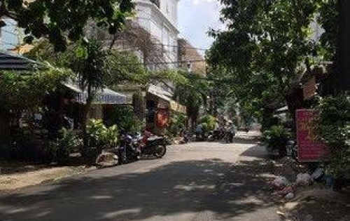 Nhà Lô Góc HXH 8m, 5 Tầng, 75m2 Tô Hiến Thành, Quận 10.
