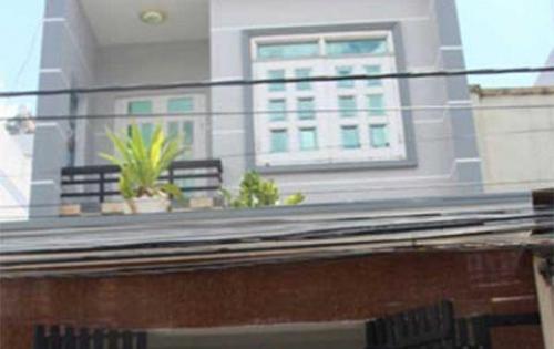 Bán nhà mặt tiền đường Phú Thọ, Q.11. DT: 4.1x12m Giá: 6.8 tỷ TL