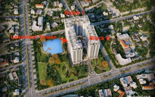 Chi 450 triệu sỡ hữu 2 phòng ngủ căn hộ Prosper Plaza