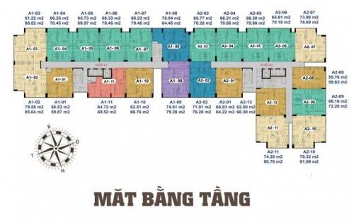 Tin HOt..khởi động đặt chô căn hộ mở bán đợt 1,Depot Metro 2. giá gốc 18tr/m2.đã VAT,kề nhà gas Metro 200m