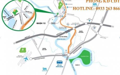 Đừng bỏ lỡ cơ hội sở hữu CHCC Vista Riverside - cuối Hà Huy Giáp chỉ 660 triệu/căn .0933263866