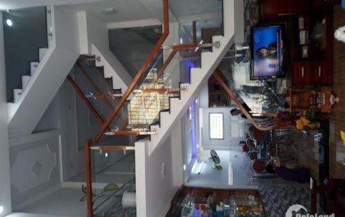 Nhà 3 lầu cách Lê Văn Khương phường Thới An chỉ 50m quân