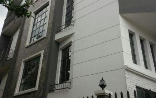Bán nhà phố 41.2m2, 1 trệt 3 lầu, đường 5, p. Thạnh Mỹ Lợi, ngay TTHC Q2.