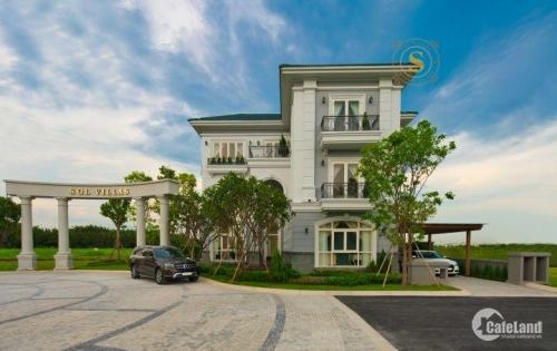 Biệt thự phố vườn Sol Villas, khu Phố Đông Village GĐ 2, hỗ trợ vay LS 0%. LH: 0931 345 699