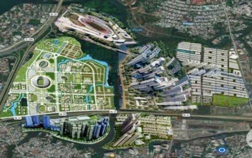 Đầu tư Gem Riverside chỉ với 250 triệu, vị trí trọng điểm, thanh khoản cao, CĐT uy tín
