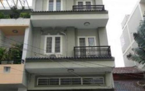 Bán nhà mặt tiền đường Điện Biên Phủ, Quận 3, DT: 4.2x12m, Nở hậu 4.5m, Giá chỉ 17,5tỷ.